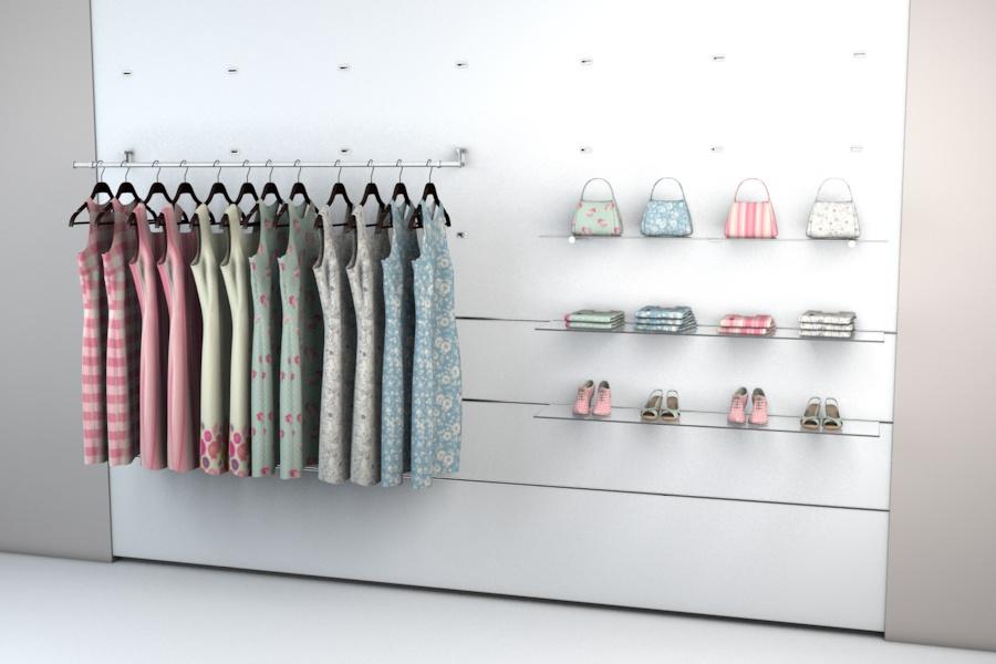3D retail visualisation | retail design