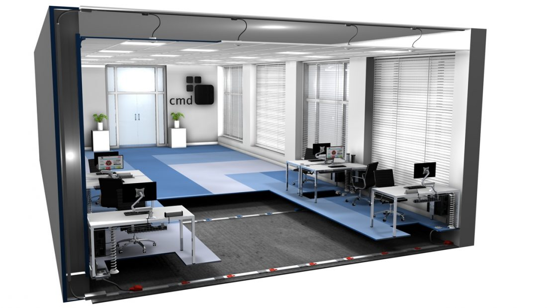 3D Interior Visualisation 10