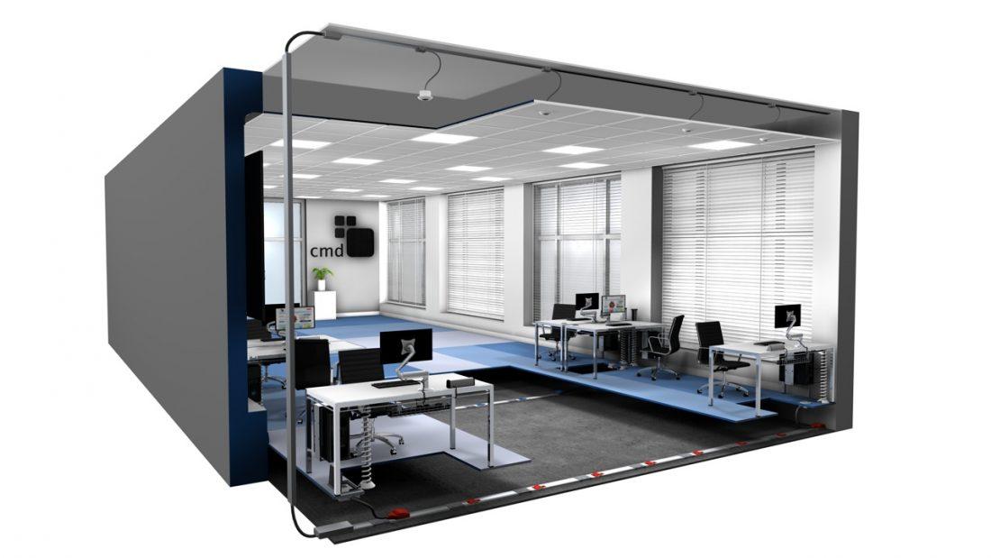 3D Interior Visualisation 9