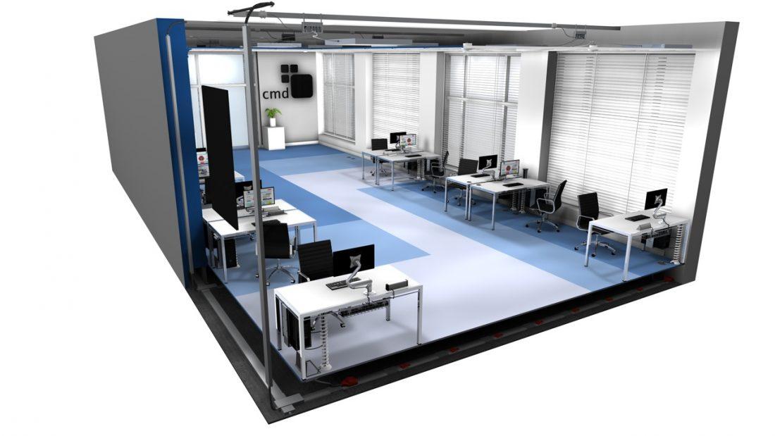 3D Interior Visualisation 7