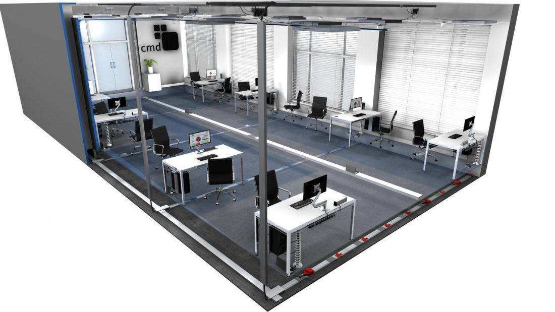3D Interior Visualisation 3