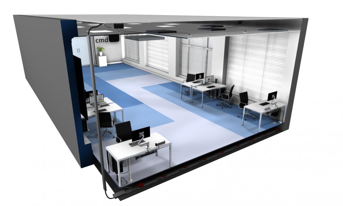 3D Interior Visualisation 1
